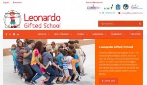 Leonardo-Gifted-School